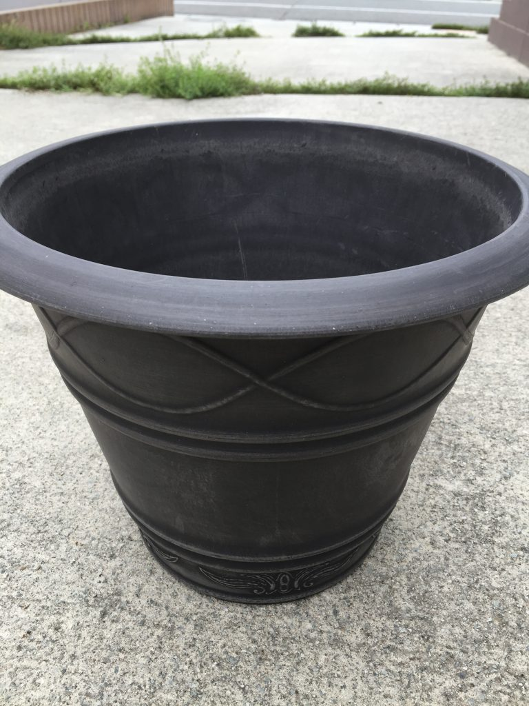 樹脂ポット バラ 鉢
